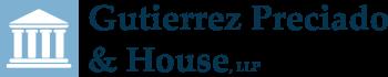 Gutierrez Preciado & House, LLP Header Logo